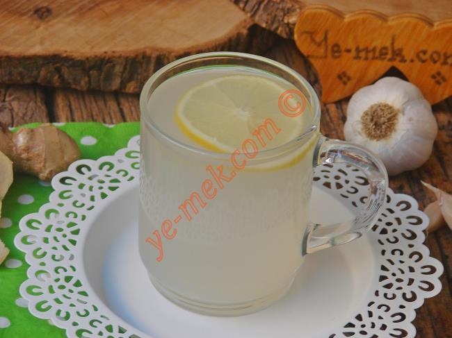 Toksinlerden Arındıran Sarımsak Çayı