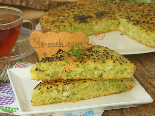 Mısır Unlu Limonlu Kek Nasıl Yapılır
