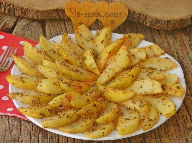 Fırında Tavuklu Patates Oturtma Tarifi