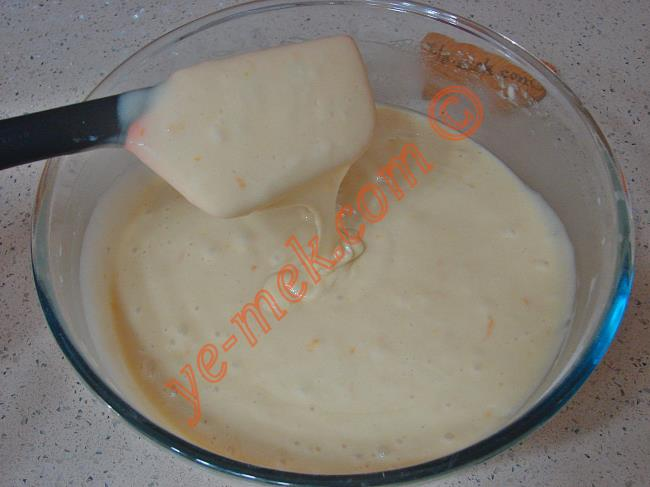Klasik Portakallı Anne Keki