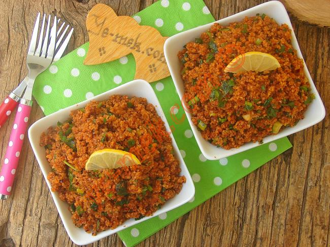 Havuclu Patatesli Salata Tarifi