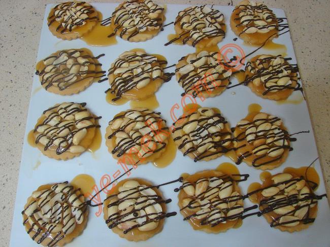 Snickers Kurabiye