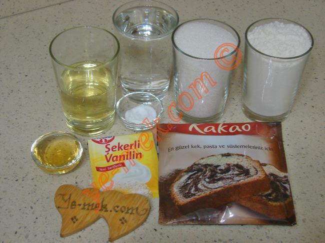 Sulu Kek Malzemeleri