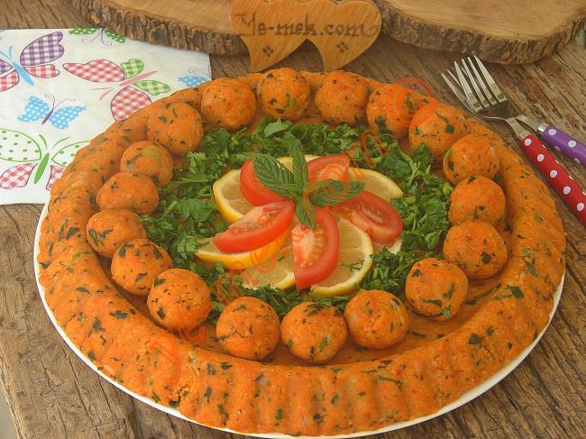 Narlı Bulgurlu Cevizli Salata Tarifleri