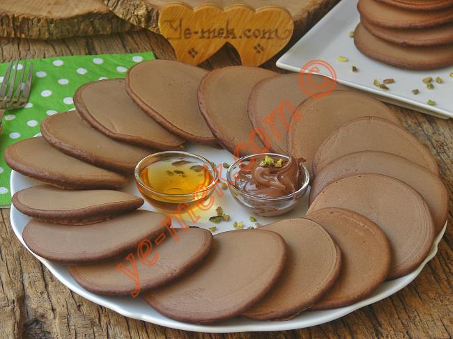 Kakaolu Pankek Tarifi ve