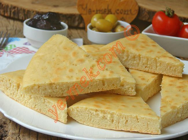 Mayasız Tava Ekmeği