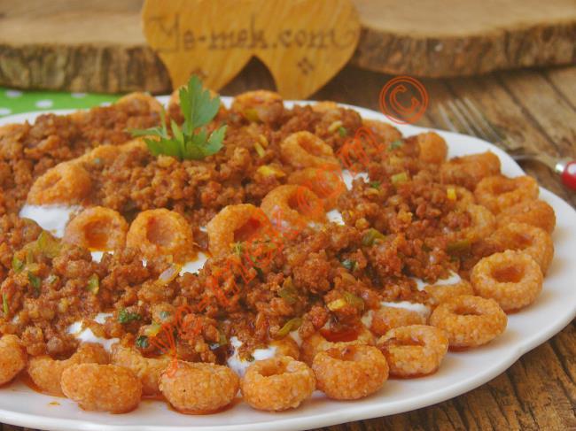 En Güzel Yöresel Yemeklerden Biri : Kıymalı Fellah Köftesi