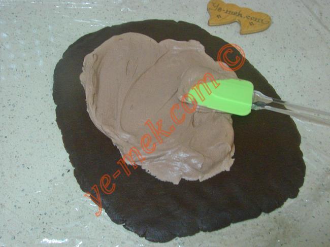 Pişmeyen Rulo Pasta