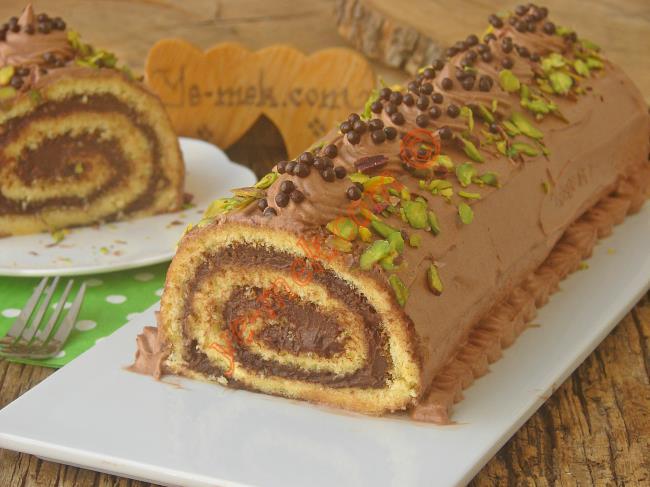 Çikolatalı Yaş Pasta Krema Tarifi