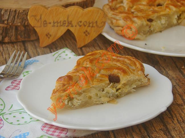Şekli Şahane, Çıtır Çıtır Bir Börek : Milföy Börek