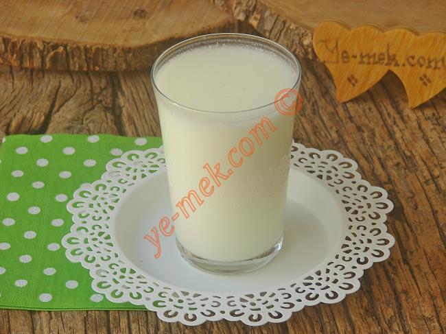 Göbek Eriten Soda Yoğurt Kürü