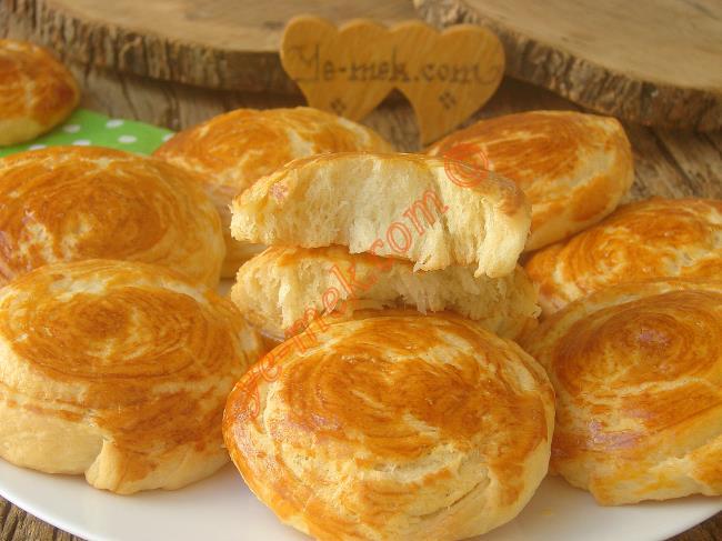 Tel Tel Ayrılan, Uzun Süre Bayatlamayan : Katmerli Çörek