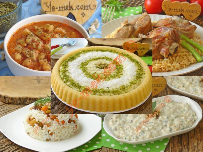Ramazan 2018 Günün Kolay İftar Menüsü