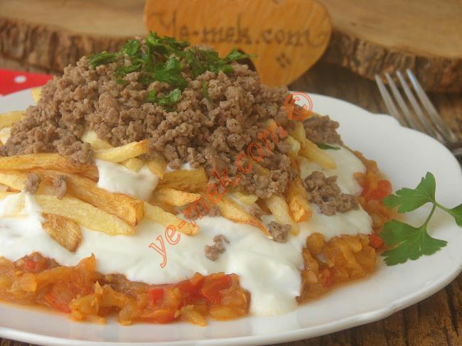 Yedikçe Yemek İsteyeceğiniz, Nefis Bir Ana Yemek : Çentik Kebabı