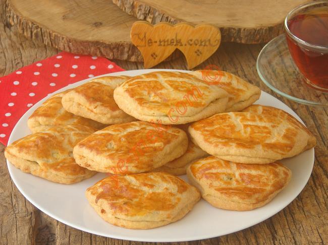 Peynirli Karbonatlı Poğaça Tarifi