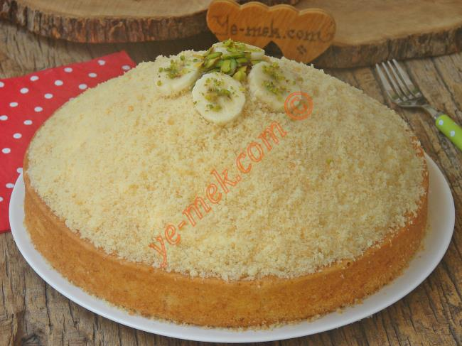 Sade Yaş Pasta Kreması Tarifi