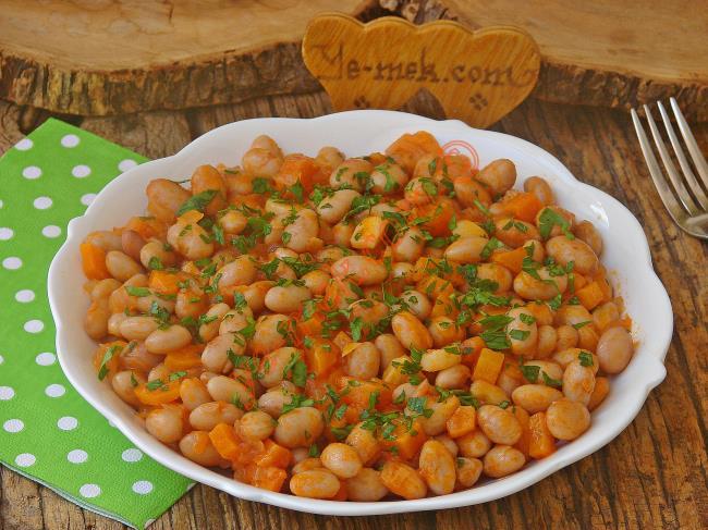 Zeytinyağlı Yemeklerin En Güzeli, En Gözdesi : Barbunya Yemeği