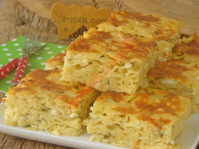 Fırında Dereotlu Peynirli Kabak