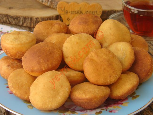 Mayasız, Yağ Çekmeyen, Puf Puf : Kahvaltılık Hamur Kızartması