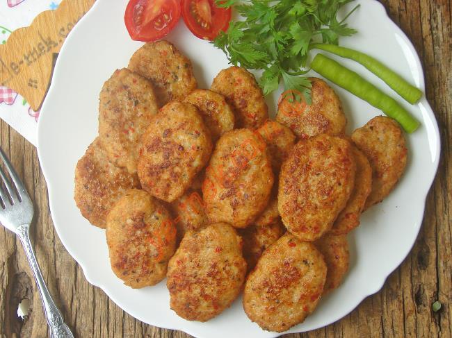 Az Malzemeli, Yapması Kolay Çok Özel Bir Kebap : Mercan Kebabı