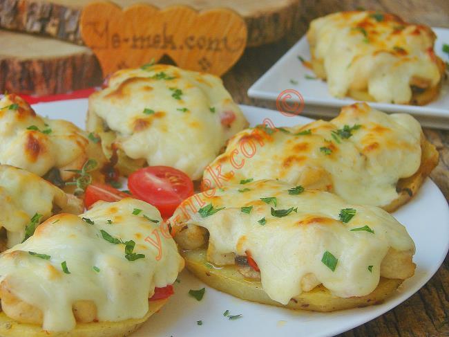 Tavuk Soteli Patates Oturtması Tarifi