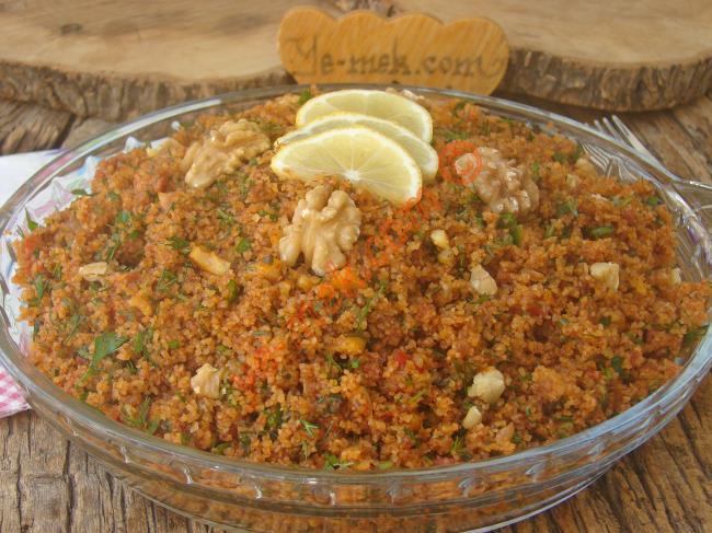 Bulgurlu Salata Tarifleri