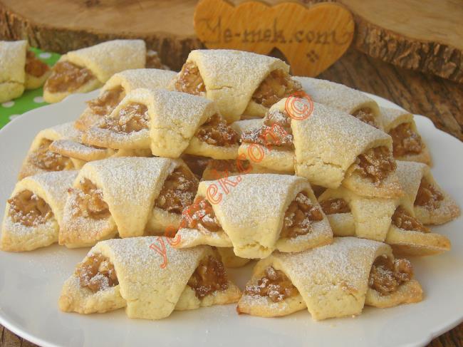 Tuzlu kurabiye tarifi - Hamurişi Haberleri