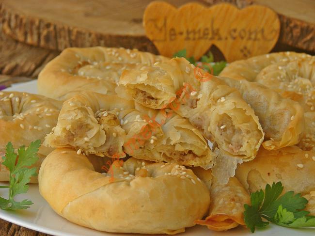 İçi Yumuşak, Dışı Çıtır Çıtır : Patatesli Kıymalı Börek