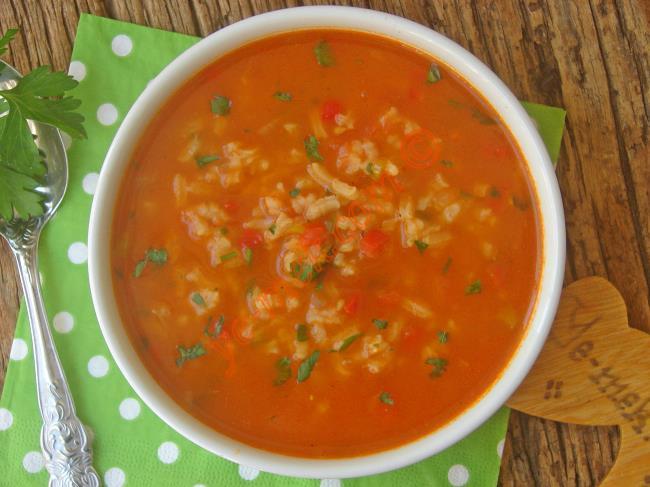 Evdeki Malzemelerle Kolayca Yapın : Pirinç Çorbası