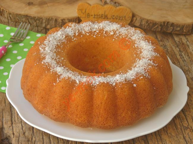 Sünger Gibi Yumuşacık : Yoğurtlu Kek