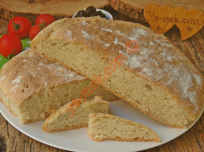 En Güzeli Böyle Olur, Püf Noktaları İle : Ekmek