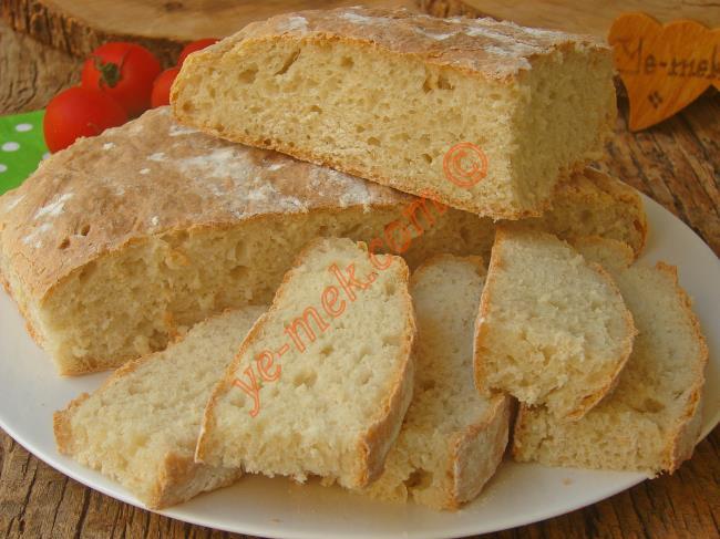 Köy Ekmeği Nasıl Yapılır