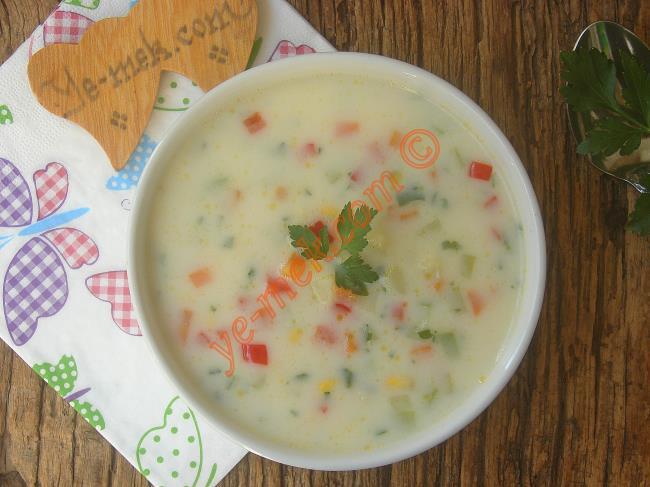 Şifa Deposu, Tam Kıvamında Mis Gibi Bir Çorba  : Sebze Çorbası