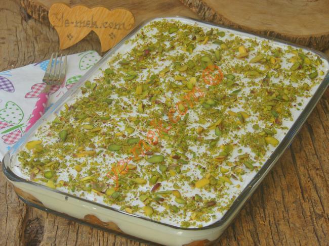 Yemeğe Doyulmayan Bir Lezzet : Muhallebili Etimek Tatlısı