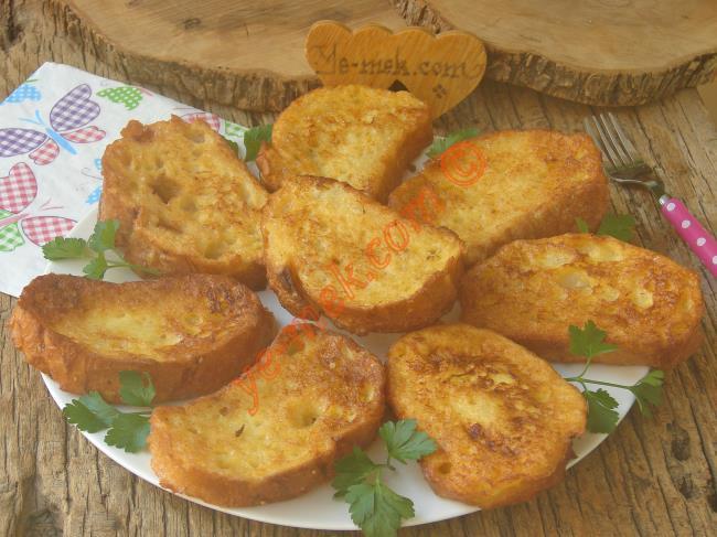 Ekmek Kızartması Tarifleri