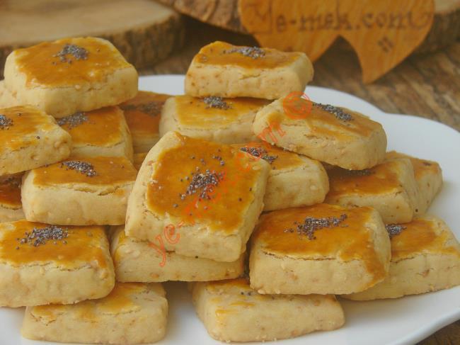 Pastane Tuzlu Kurabiye