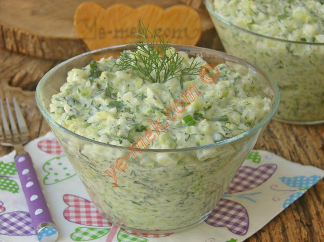 Pirinçli Salata Tarifleri