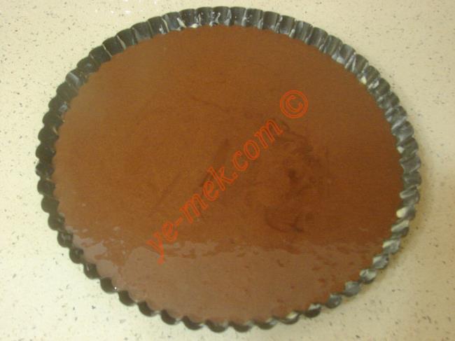 Tart Kalıbında Islak Kek