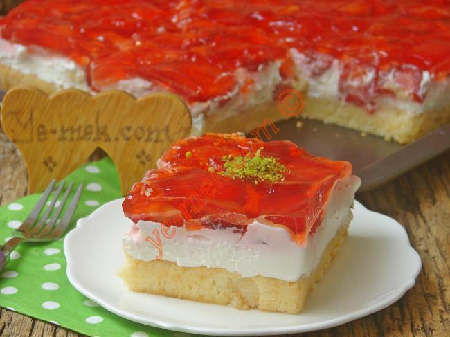 Kremalı Pasta Tarifleri