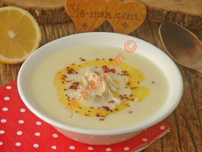 Tam Kıvamında, Nefis : Lokanta Usulü Tavuk Çorbası