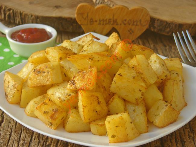 Değişik Şekilli Patates Kızartması Tarifi