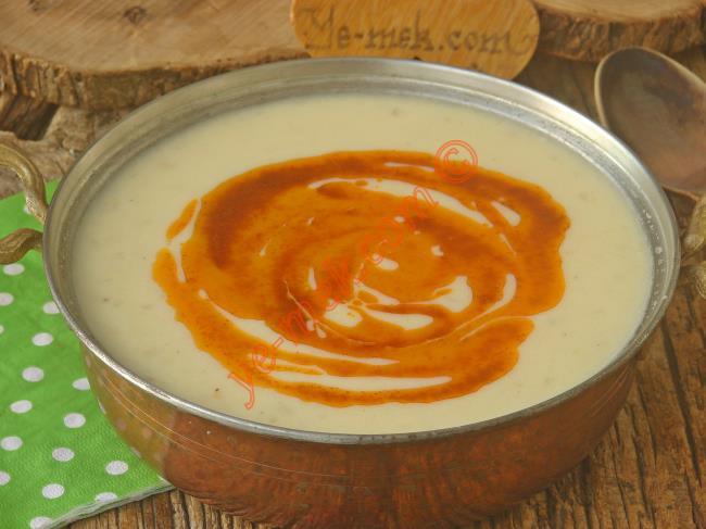 Patlıcan Çorbası Nasıl Yapılır