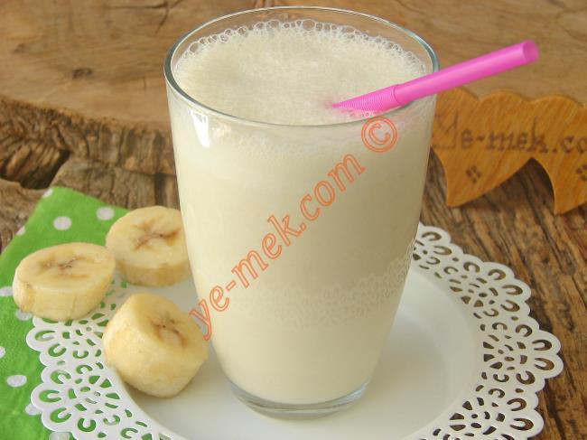 Milkshake Yapımı
