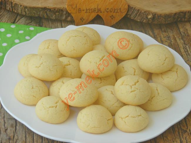 Margarinsiz Tatlı Kurabiye Tarifleri