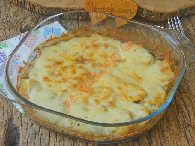 Patatesin En Lezzetli Hali : Sütlü Patates