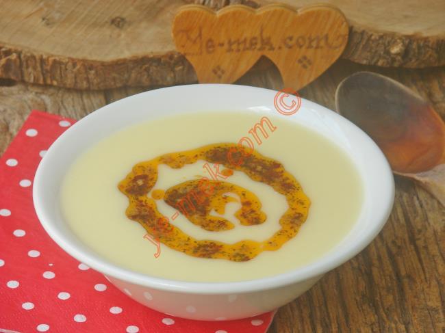 Hem Leziz, Hemde Doyurucu Bir Çorba : Yoğurtlu Patates Çorbası