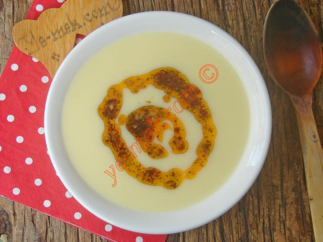 Yoğurtlu Patates Çorbası