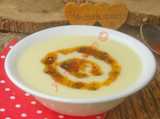 Kolay Patates Çorbası Tarifi