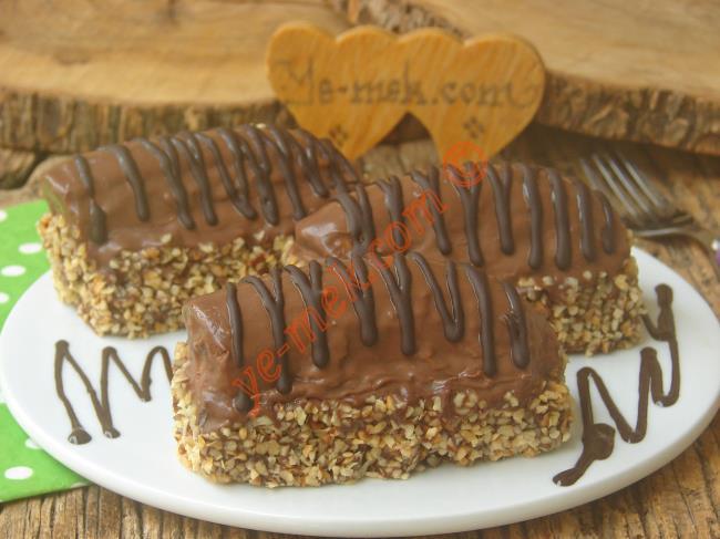 Muz Ve Çikolatanın Enfes Uyumu : Malaga
