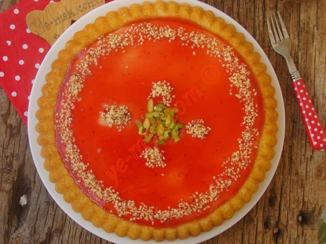Pratik, Lezzetli Ve Pamuk Gibi Yumuşacık Bir Pasta : Pamuk Prenses Pastası